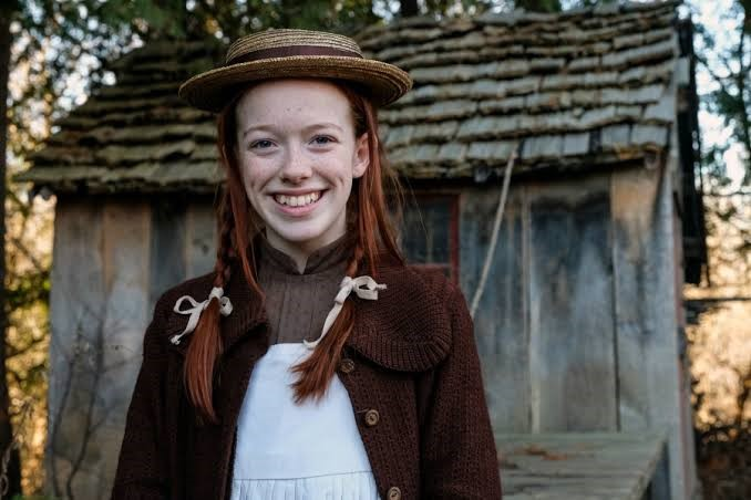 Anne with an E Dizisi-Anne Shirley
