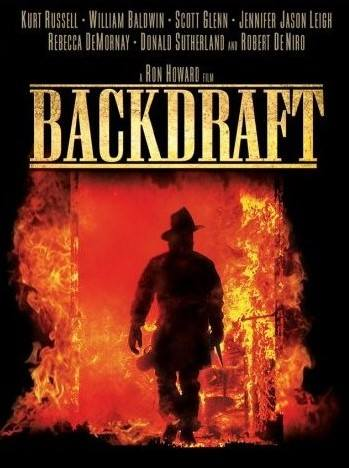 Backdraft-Alev Kapanı