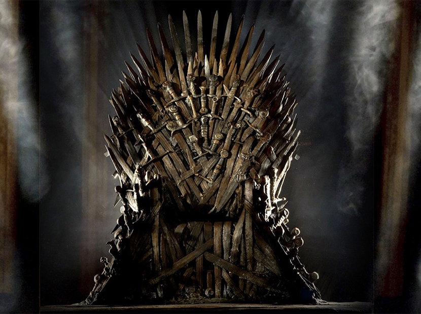 Game of Thrones Dizisi- Demir Taht