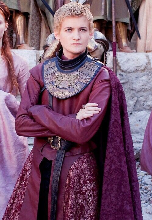 Game of Thrones Dizisi- Joffrey Baratheon
