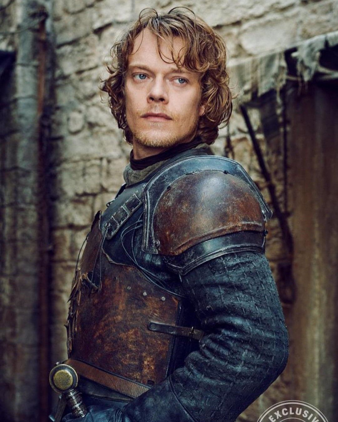 Game of Thrones Dizisi- Theon Greyjoy