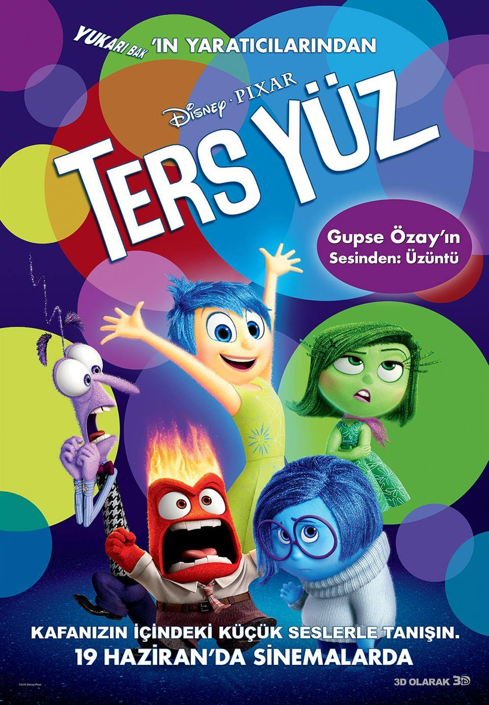 Inside Out-Ters Yüz