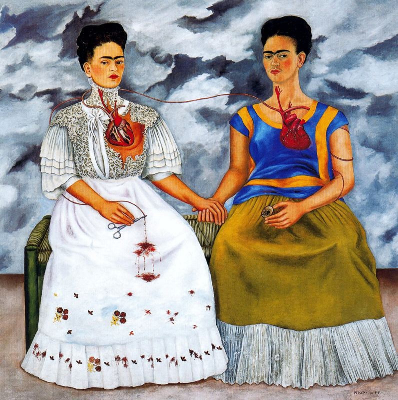 Los Dos Frıdas / The Two Fridas / İki Frida