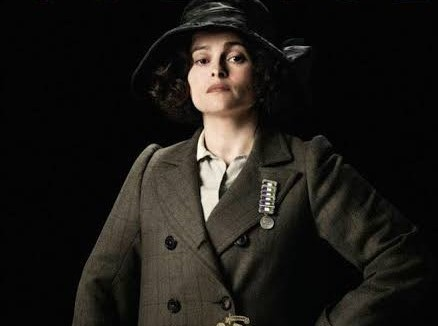 Suffragette Filmi-Edith New