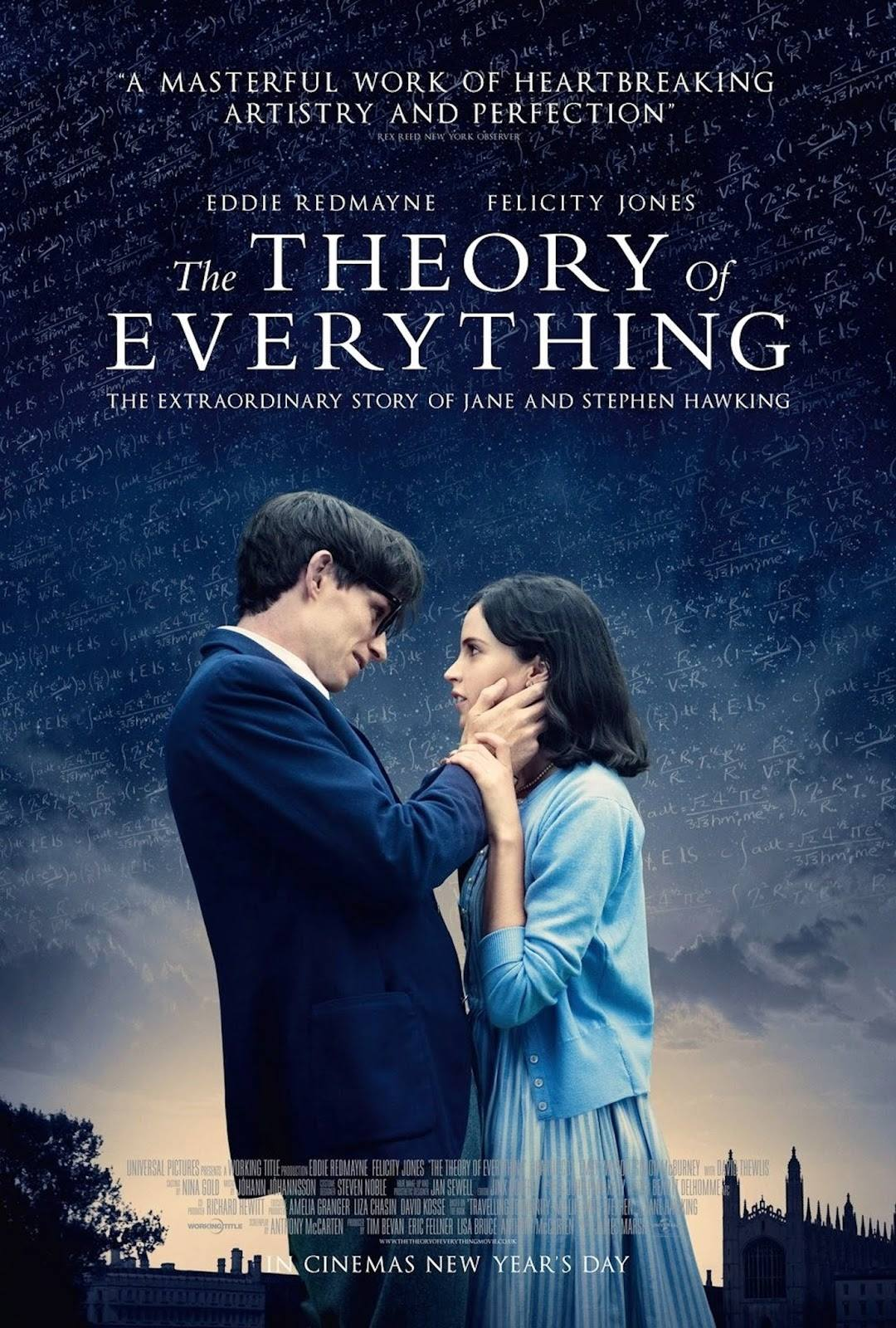 The Theory of Everything- Her Şeyin Teorisi
